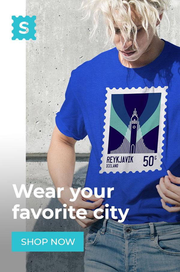 Minimal-city-tshirts