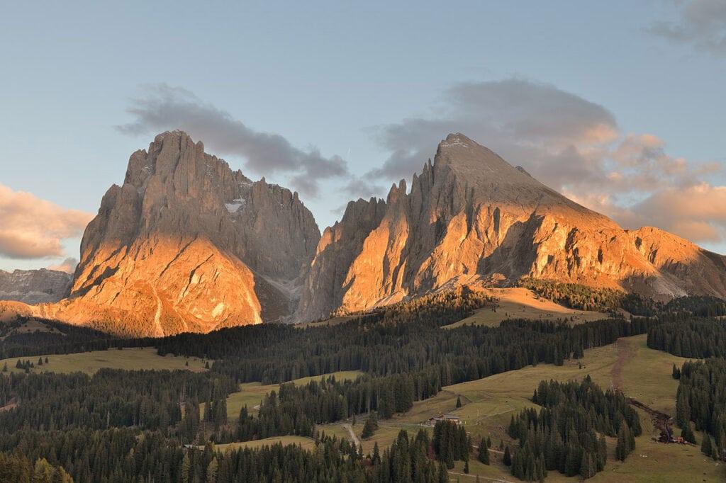 Alpe de Siusi, Dolomites