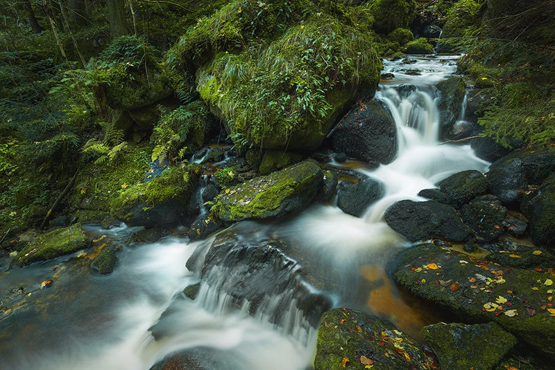 Ysperklamm Waterfalls