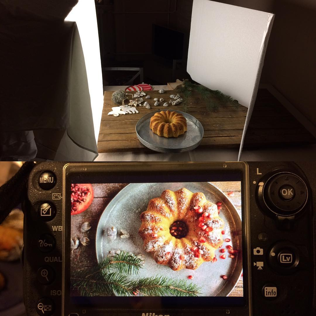 Food Photography Behind The Scenes Shutterture